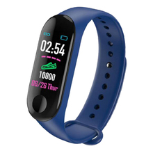 M3 Smart Band Smartband Heart Rate Blood Oxygen Fitness Sleep Monitor Pedometer Call Message Reminder Wristband Watch