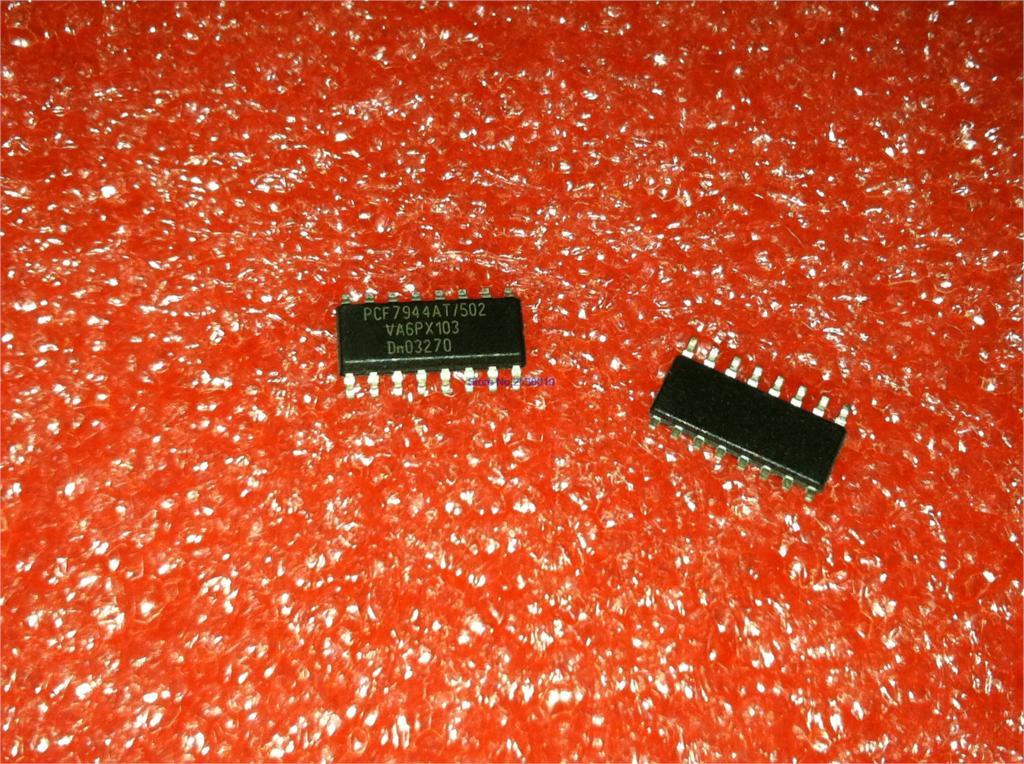 5pcs/lot PCF7944AT/502 PCF7944AT PCF7944 SOP-16