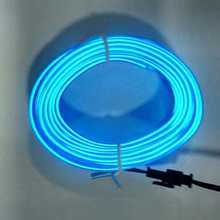 Belt Side Car LED Cold Light Interior Atmosphere Strip Clip Type Line Change Decorative