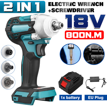Li-Ion Brushless Cordless Electric Screwdriver  300Battery