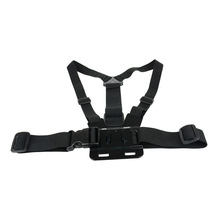 Adjustable Chest Belt Strap Mount Harness for Gopro Hero 4s/4/3+3/2/1 sj7000 Sport Action Camera Accessories GP26B GV99