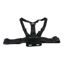 Adjustable Chest Belt Strap Mount Harness for Gopro Hero 4s/4/3+3/2/1 sj7000 Sport Action Camera Accessories GP26B GV99 цена 2017
