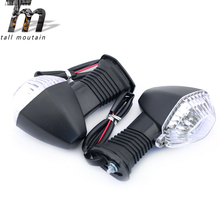 LED Turn Signal Indicator Light For SUZUKI GSX 650F/1250FA DRZ400 SM DRZ400S DRZ400SM GSX650F GSX1250FA Motorcycle Blinker Lamp цена и фото