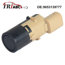 цена на 9653139777 PDC Parking Sensor For Citroen C8 EA EB Peugeot 307 308 FIAT SCUDO LANCIA PHEDRA179_ New Backup Anti Radar Detector