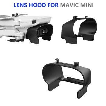 DJI Mavic Mini 2 Lens Hood Anti-glare Lens Cover Gimbal Protective Cover Sunshade Sunhood For DJI Mavic Mini Drone Accessories