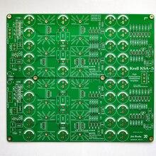 Re-engraved Krell KSA-5 KSA5 Headphone Amplifier Ear Emptying Board PCB DIY Hi-End