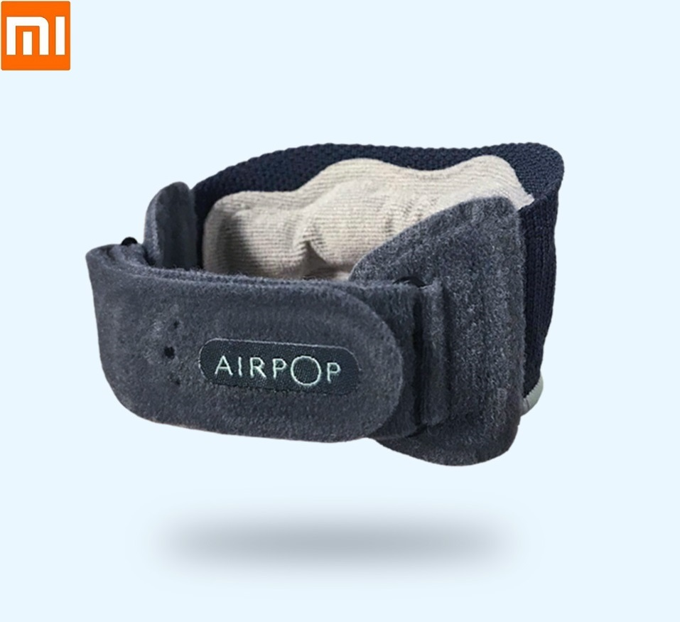 Xiaomi AIRPOP Sport Knee Pads Men Women Enhanced Pressurization Breathable Stable Support Two-way Adjustment Tibia Band