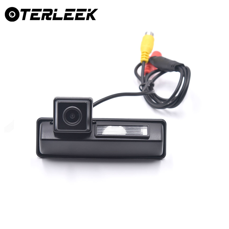 Автомобильная камера заднего вида DC 12 В 120 градусов для Toyota Camry 2007-2012 ночного видения дублирующая для парковки заднего вида Водонепроницаема...