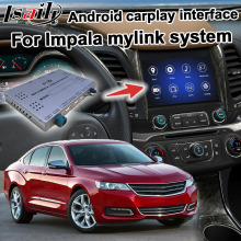 Android / carplay interface box für Chevrolet Impala 2014 oder später GPS navigation video interface mylink QUEUE system durch Lsailt