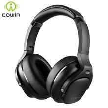 Оригинальный COWIN E9 активный Шум наушники с шумоподавлением Bluetooth наушники Беспроводной гарнитура Накладные наушники с микрофоном HD звук