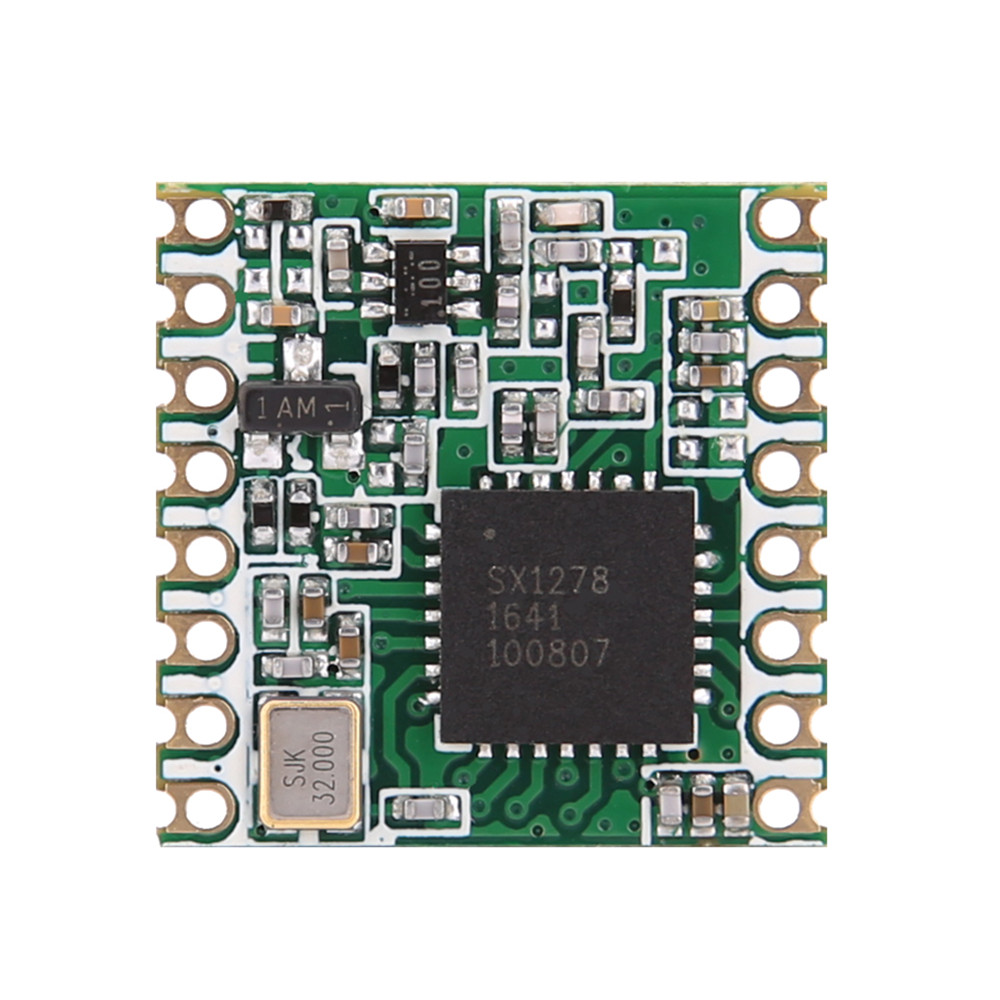 Taidacent SPI Lora Air Thinker Industrial Modem Iot Lorwan Sensor Node Test Modules SX1278 Rf Module 10km 433mhz Lora Module