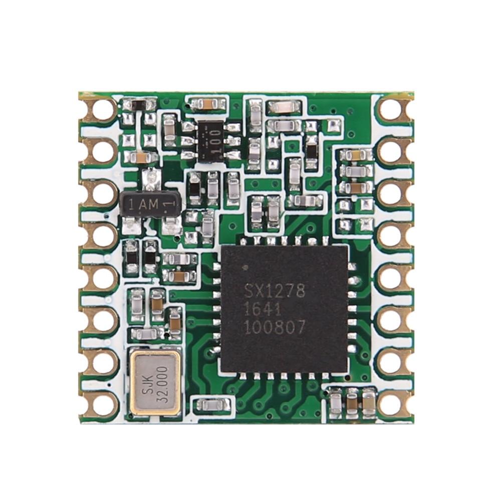 Taidacent SPI Lora Air Thinker Industrial Modem Iot Lorwan Sensor Node Test Modules SX1278 Rf Module 10km 433mhz Lora Module