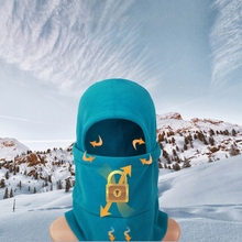 Winter Fleece Thick Warm Balaclava Outdoor Windproof Hiking Camping Cycling Ski Face Mask Head Scarf Hat Practical Sports Hat men women balaclavas multifunction masked cap outdoor windproof cycling hooded scarf practical warm hat mz5230