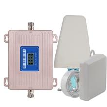 유럽 중계기 GSM 3G 4G LTE 800 GSM UMTS 900 듀얼 밴드 셀룰러 신호 중계기 신호 증폭기 GSM LTE 800 모바일 부스터