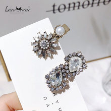 Woman Vintage Hairpins Girls Hair Accessories Crystal Barrettes Ladies Geometric Clips Fashion grips Femme