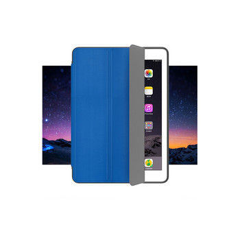 Ultra-thin Magnetic Flip Cover case Stand For iPad9.7 Smart PU Leather Funda Cover Auto Sleep/Wake Case for iPad 9.7 2017 2018