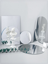 Acrylic Mirror Photography Studio Accessories For Cosmetics & Jewelry Shooting Photo Props Fotografia Background Foto Assesoires
