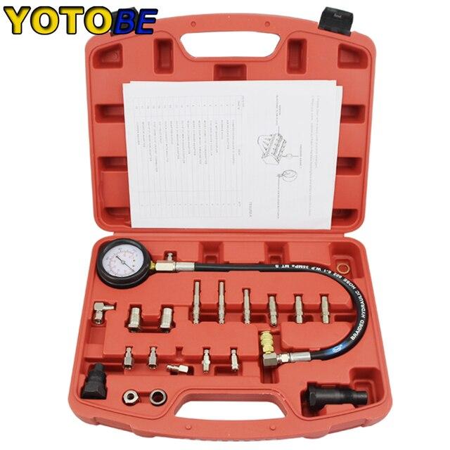 Manometer Hoofd TU 15A Dieselmotor Compressie Tester Kit