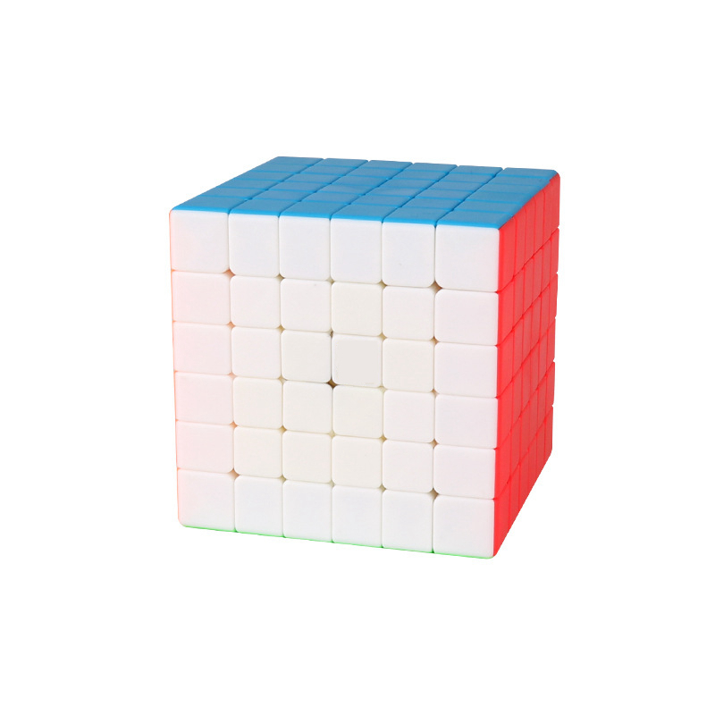 Magic Cube Stickerless Puzzle Cubes Professional Speed Cubo Magico Educational Toys For Students Competition Training Puzzle Toy