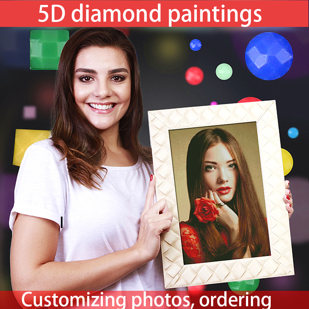 Ever Moment Diamond Painting Square Drill