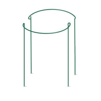 2 sztuk растения narzędzia narzędzie ogrodnicze s i urządzenia ogrodnicze pojemnik na rośliny uchwyt pierścieniowy roślina ogrodowa pojemnik na rośliny narzędzie ogrodnicze tanie i dobre opinie steel