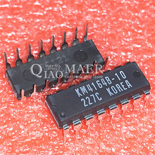 5PCS 4164 KM4164B KM4164B-10 KM4164B-12 KM4164B-15 DIP16 KM4164 64K X 1 BIT DYNAMIC RAM WITH PAGE MODE New original IC 5562a ic page 3