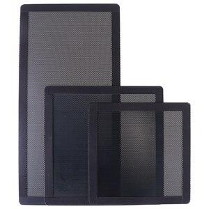 Чехол для вентилятора охлаждения ПК 12/14/12x24 см, магнитная сетка фильтра от пыли, чехол для защиты компьютера