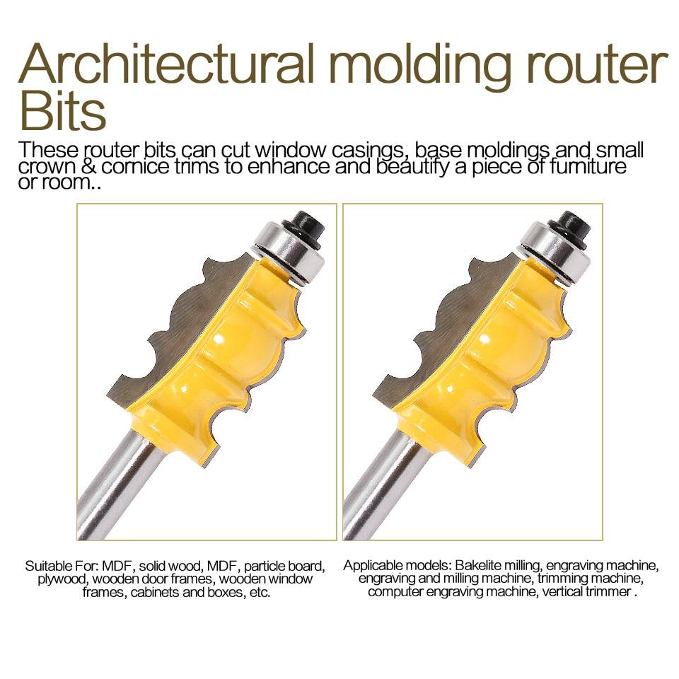 Купить 8 мм хвостовик архитектурного цементированного карбида литья
