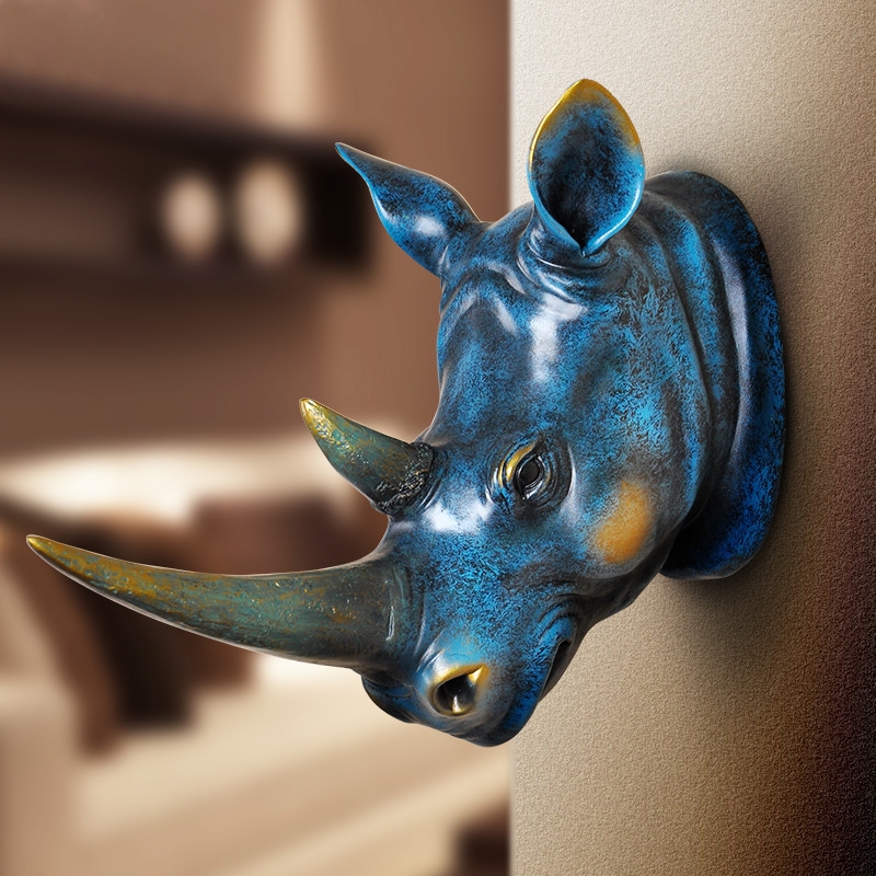 Decoration Accessories Abstract Rhino
