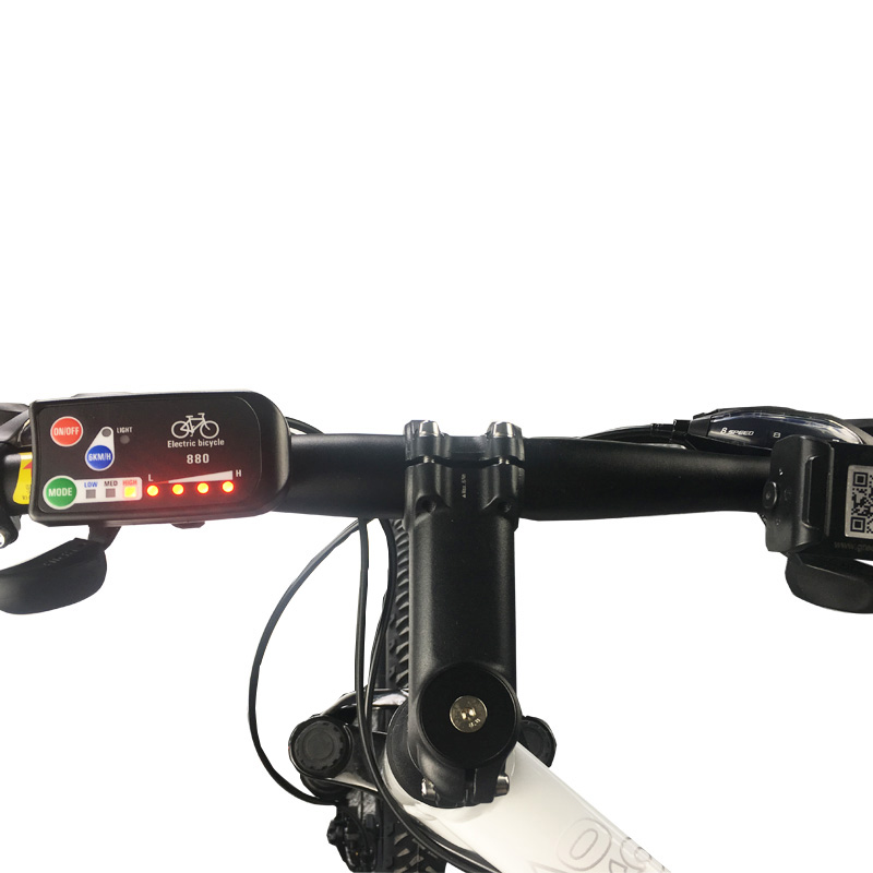Image 5 - BOLLFIT E Bike Accessories KT E Bike Display LED 880 36V 48V Intelligent Control Panel Display For Electric Bicycle KitElectric Bicycle Accessories   -
