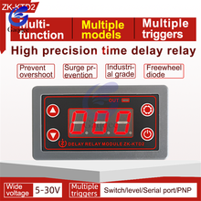 Module-Control-Switch Delay-Relay Digital-Timing Industrial Timer Trigger-Cycle DC