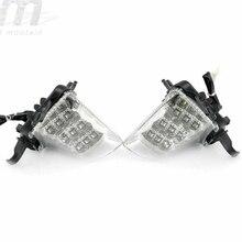מול LED הפעל אותות חיווי לקוואסאקי Z1000SX NINJA 1000/R 2011 12 13 14 15 2016 אביזרי אופנוע אור נצנץ