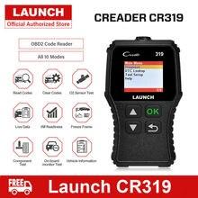เปิดตัว CR319 OBD2เครื่องยนต์ Fault Code Reader ตรวจสอบเครื่องยนต์ Universal Auto Diagnostic Scanner เครื่องมือ