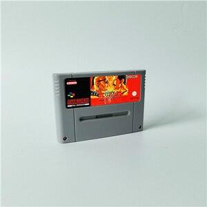 Image 3 - Combat Final 1 2 3 ou combat Final Guy jeu daction carte EUR Version