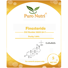 Raw-Material Hairloss-Treatment Finasteride 99%Pharmaceutical-Grade for Cas-98319-26-7