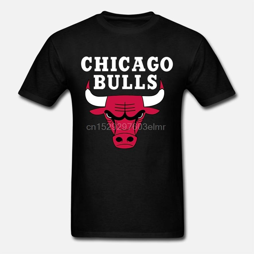 Camiseta con el Logo de las campanas de Chicago S-3XL