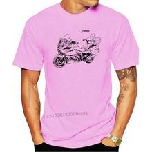 2019 mode K1600GTL T-Shirt mit Grafik K 1600GTL Motorcycyle Rally K 1600 GTL Motorrad FAN T hemd