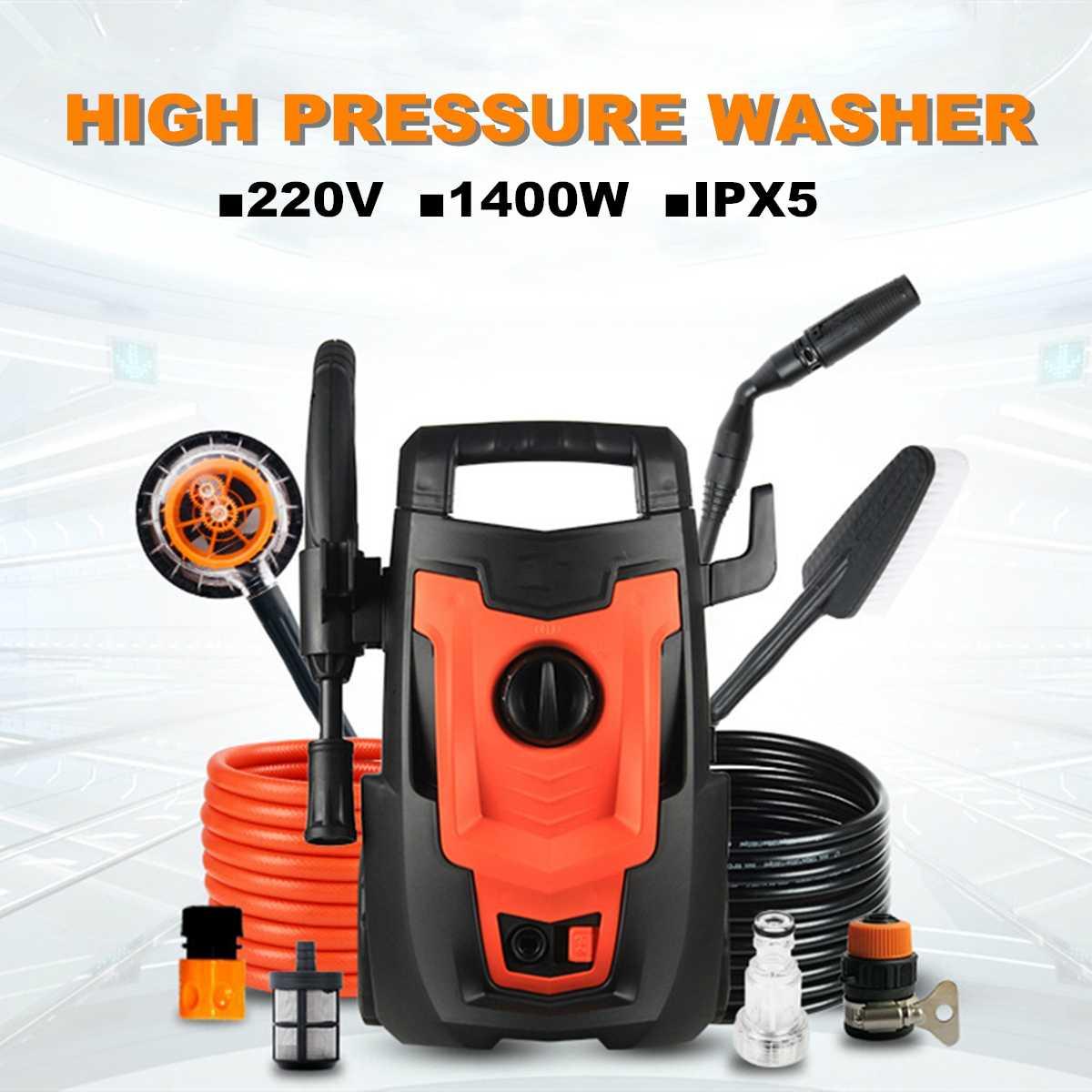 Auto Washer Guns Pumpe Waschen Gerät Auto Sprayer Hochdruck Reiniger Waschen Maschine Elektrische Reinigung Auto Gerät - 2