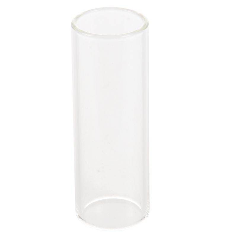 Guitar glass Slippery stick Glass slide Transparent in Guitar Parts Accessories from Sports Entertainment