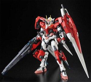 Image 2 - COMIC CLUB INSTOCK MJH mojianghun MG 1/100 Gundam 00 OOR Seven Sword assembly robot action toy figure
