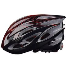 BATFOX Bicycle Helmet Red Road Mountain Cycling Helmets Inte