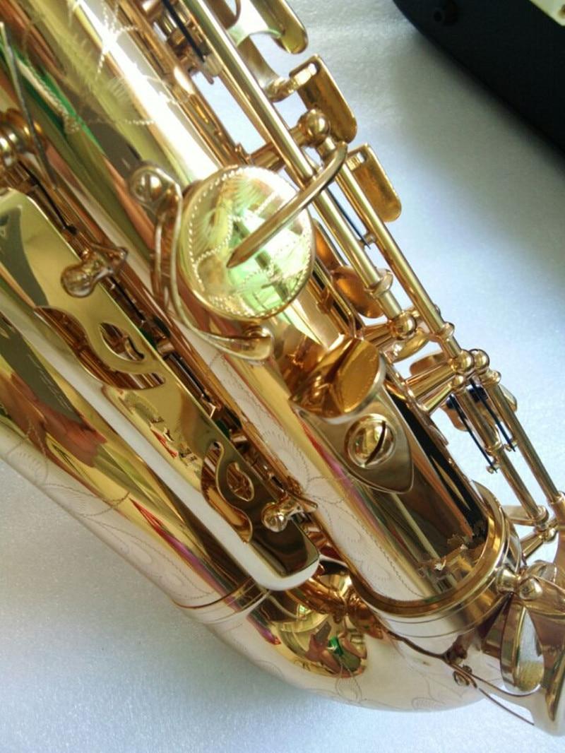 Marca l & k novo saxofone alto