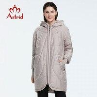 Astrid 2021 Winter neue ankunft unten jacke frauen oberbekleidung hohe qualität mid-länge mode schlanke stil winter mantel frauen AM-2075