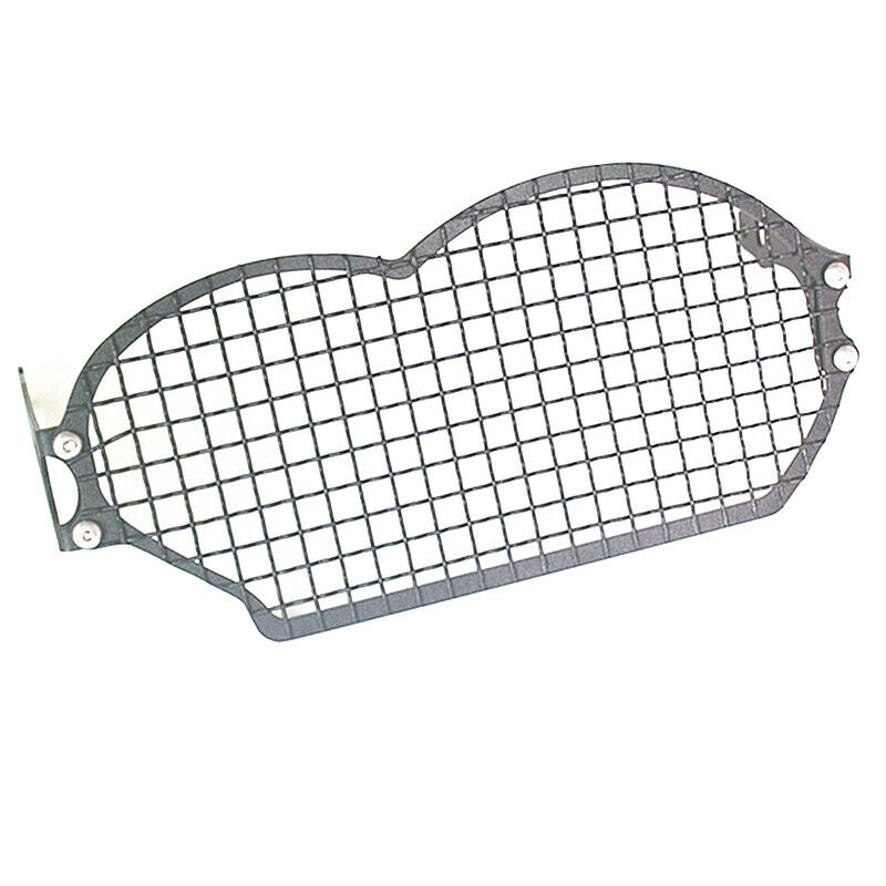 Black Motorcycle Headlight Lens Grill Grille Guard Protector Cover For BMWR1200GS 2004 2012 Guard Lens Headlight Protector|  - title=