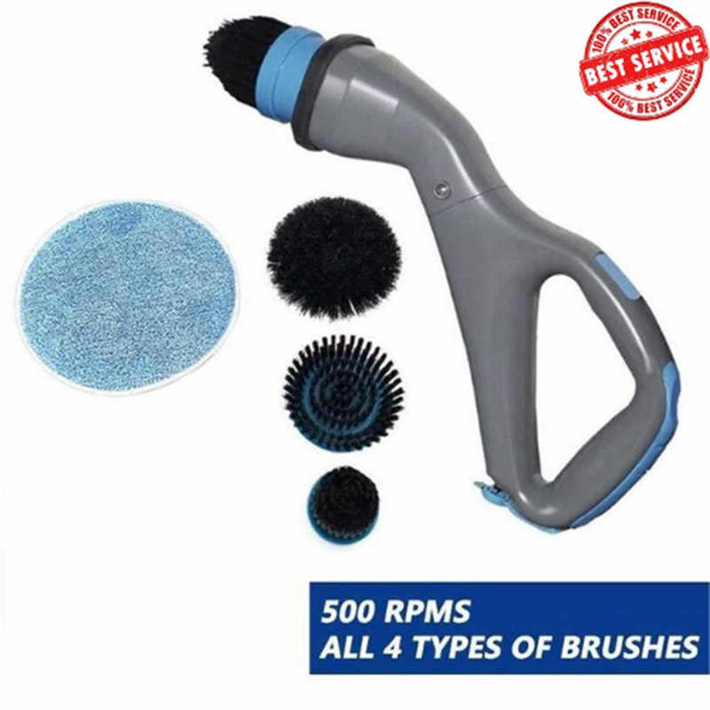 Cordless Hurricane Muscle Scrubber
