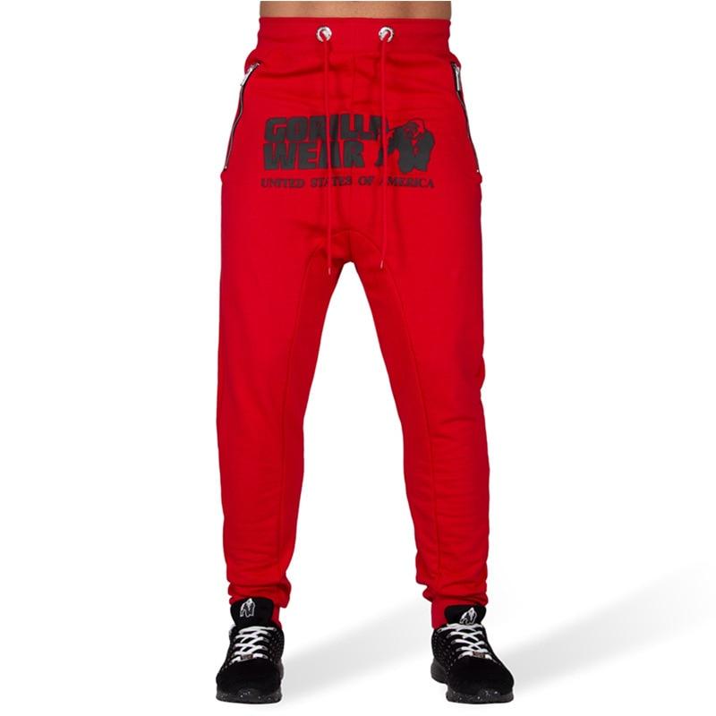 Jogging Pants Men Sport Sweatpants Running Pants GYM Pants Men Joggers Cotton Trackpants Slim Fit Pants Bodybuilding Trouser