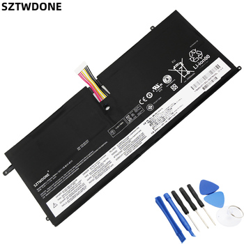 SZTWDONE 45N1070 Laptop battery For Lenovo ThinkPad X1 Carbon(2013)3443 3448 3460 series 45N1071 14.8V 3.11Ah 46WH image