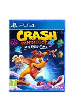 Crash Bandicoot 4 Its About Time Ps4 Game