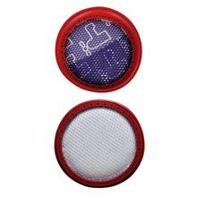 Dust Hepa Filter Filtering Large Particles For Dibea D18 D008Pro Vacuum Cleaner цена и фото