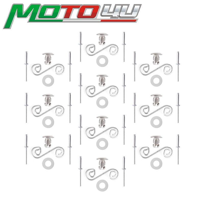 Универсальная БЫСТРОРАЗЪЕМНАЯ оплётка для Honda CBR600 CBR900RR CBR1000 10